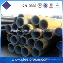 Tubos de acero sin costura de precisión de bajo costo nuevos en el mercado de China 2016