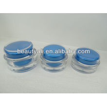 Acrylic Cosmetic Jar For Packaging