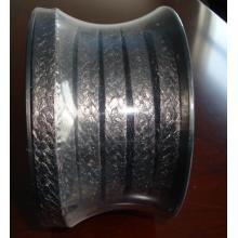Embalagem de grafite flexível para alta resistência e boa qualidade
