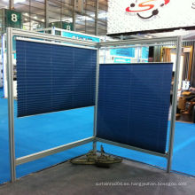 2014 china mini calientes cortinas plisadas sin cordones de buena calidad, persianas de papel plisado