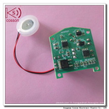 Film transducteur à atomisation ultrasonique