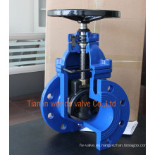 Válvula de compuerta Ggg40 para agua