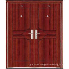 Steel Security Double Door (JC-031)