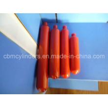 External CO2 Gas Cartridge Cylinder