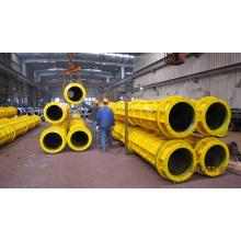Molde de acero para la planta de pilotes hilados D300-D600