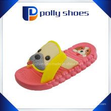 Горячие продажи моды мальчиков Pcu тапочки