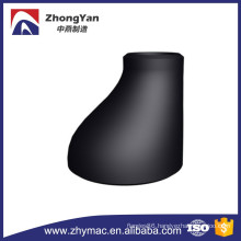 Carbon steel seamless pipe fitting black eccentric reducers