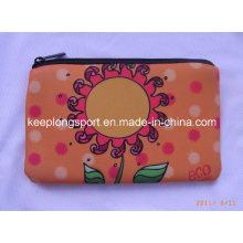 Full Colors Neoprene Pencil Case, Neoprene Pencil Bag