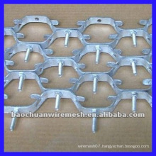 2mm thickness 5*5cm mesh high-temperature-resists tailess steel hex metal in store