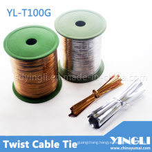Twist Cable Tie in Gardening and Gift