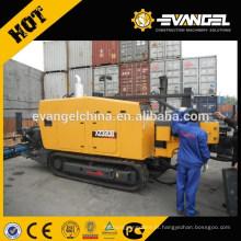 Broca direcional horizontal direcional horizontal do equipamento de perfuração XZ200 HDD feita em China