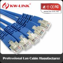 CAT5E UTP Sólido / trenzado Patch Cable Herramienta de red Kit-Tester + Crimper + Rj45