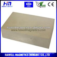 Редкоземельный YXG-26 блок smco магнит с низкой ценой (ROHS)