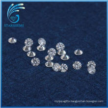 The Best Price Factory Wholesale 2.2mm Round Brilliant Cut Moissanite