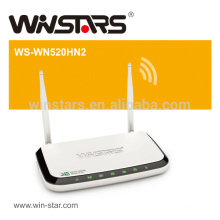 300m high power wireless-N 3G router,2 detachable omni directional antennas