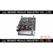 OEM de inyección de plástico auto ventilador ventilador Shroud molde / molde