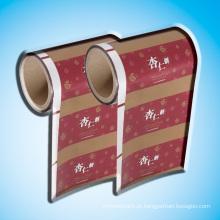Zx Preço de Fábrica Aluminizing Packaging Films