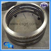 ladle turret slewing bearing