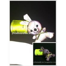 7cm Reflektierendes Spielzeug / Bär En13356