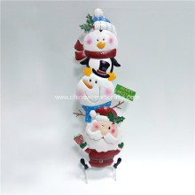 Merry Christmas Snow Series Garden Stake