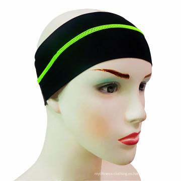 Diseño personalizado impresión de pañuelo en la cabeza para ciclismo (HB-04)