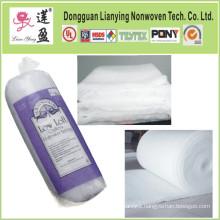 Full Low Loft Polyester Batting 81-Inch by 96-Inch