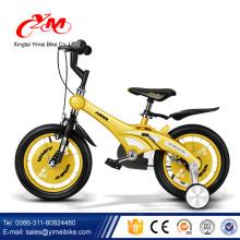 """Großhandelsart und weise gelbes 14 """"Zollkinder bmx Fahrrad / bester Preis bicicle Fahrrad für Kinder / Alter 3-5 Kinderfahrrad mit Radabdeckung"""