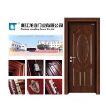 Puerta interior de madera maciza (LTS-117)