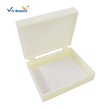 25 PCS Slide Storage Box For Lab