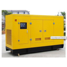 200kw Super Quiet Canopy Silent Diesel Soundproof Generator Set