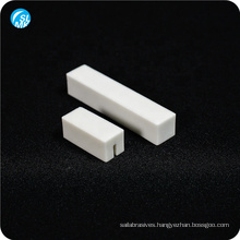 high temperature steatite ceramic resistor porcelain components with factory price