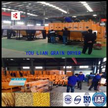 Machine de dessiccateur de grain en lots de re-circulation
