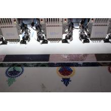 618 machine de broderie mufle machine double sequin meilleur prix haute qualité