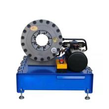 quick change tool break high accuracy 24 volt dc hose crimping machine