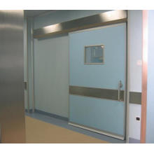 Portes d'entrée de l'hôpital