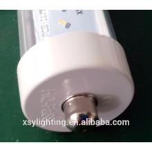 Único pino 44w 2.4m conduziu a luz do tubo com o poder superior 8w 44w de ETL conduziu a luz do tubo