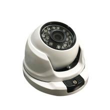 Câmera pequena do CCTV da visão nocturna da câmara de segurança da abóbada AHD do metal da qualidade