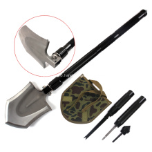 Profession Multifunction Outdoor Mountaineering Shovel