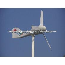 Eixo horizontal do turbina vento 300W