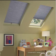 honeycomb fabric roof window curtain