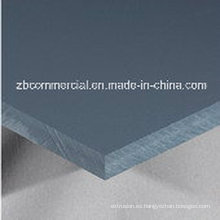 Dark Grey PVC rígido / Hard Sheet / Board