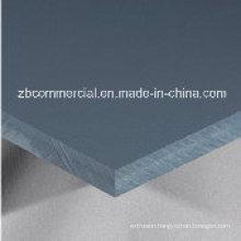Dark Grey PVC Rigid/Hard Sheet/Board