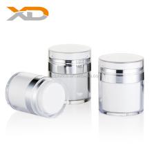 stock 15g 30g 50g acrylic airless cream jar