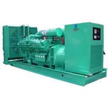 50Hz Canopy Cummins generador diesel de alto voltaje 800kw-1800kw