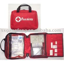 Kits de primeros auxilios Embalaje de bolsas de nylon