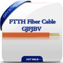 Câble de chute de FTTH Gjfjbv