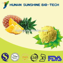 Polvo de piña de SunShine Health Food Dried para bebidas