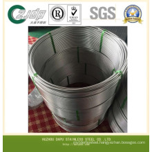 304 Stainless Steel Welded Pipe Coil Tube