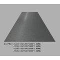 1.6mm Metallic Charcoal aluminium sheets