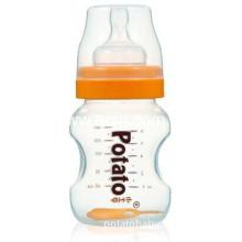 wide neck small milk bottle